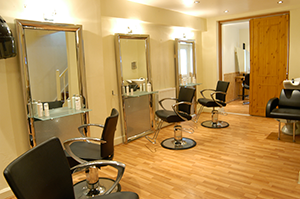 Salon-Area
